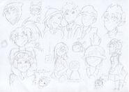 Flipline doodles 2 by aronora-d9vr7j9
