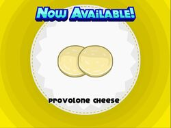 Unlocking provolone cheese