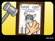 Sneakpeek lostcat