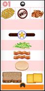 Lisa's Cheeseria order during Starlight BBQ