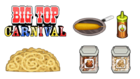 Taco Mia To Go! - Big Top Carnival Ingredients