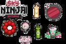 Sky ninja toppings donuteria by amelia411-d7ngmlx