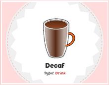 Decaf PHD