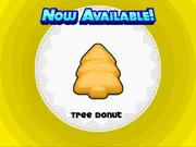 Papa's Donuteria - Tree Donut