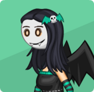 (Donuteria) Vampire Willow Before Star Customer
