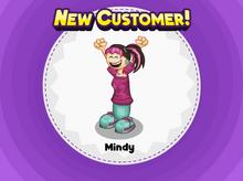 Mindy - Papa Bakeria