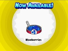 Unlocking blueberries