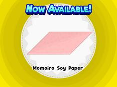 Momoiro Soy Paper