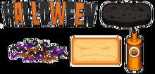 Halloween Ingredients - Cheeseria