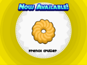 Papa's Donuteria - French Cruller