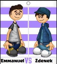 Emmanuel vs Zdenek