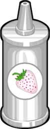 Pineberry Syrup