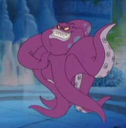 Dexter the Octopus