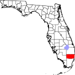 150px-Map of Florida highlighting Broward County svg