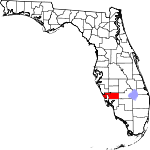 150px-Map of Florida highlighting Charlotte County svg