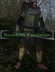 Swadian footman
