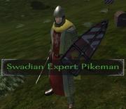 Swadian expert pikeman