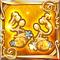 Okitaeeru Earrings (Gold)