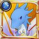 Shinka ryuu 100 year blue icon