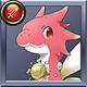 Shinka ryuu 05 year red icon