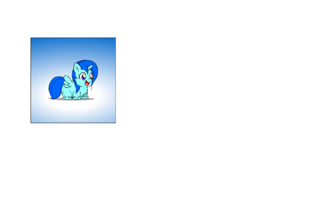 File:Icy Blues Fluffy Pony.png