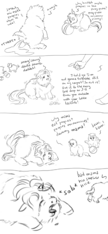 File:13711 - abuse artist-quickhorn bad poopies comic coprophagia dahlia dam eat bad poopies explicit fluffy abuses fluffy mother mumma poopies shit.png