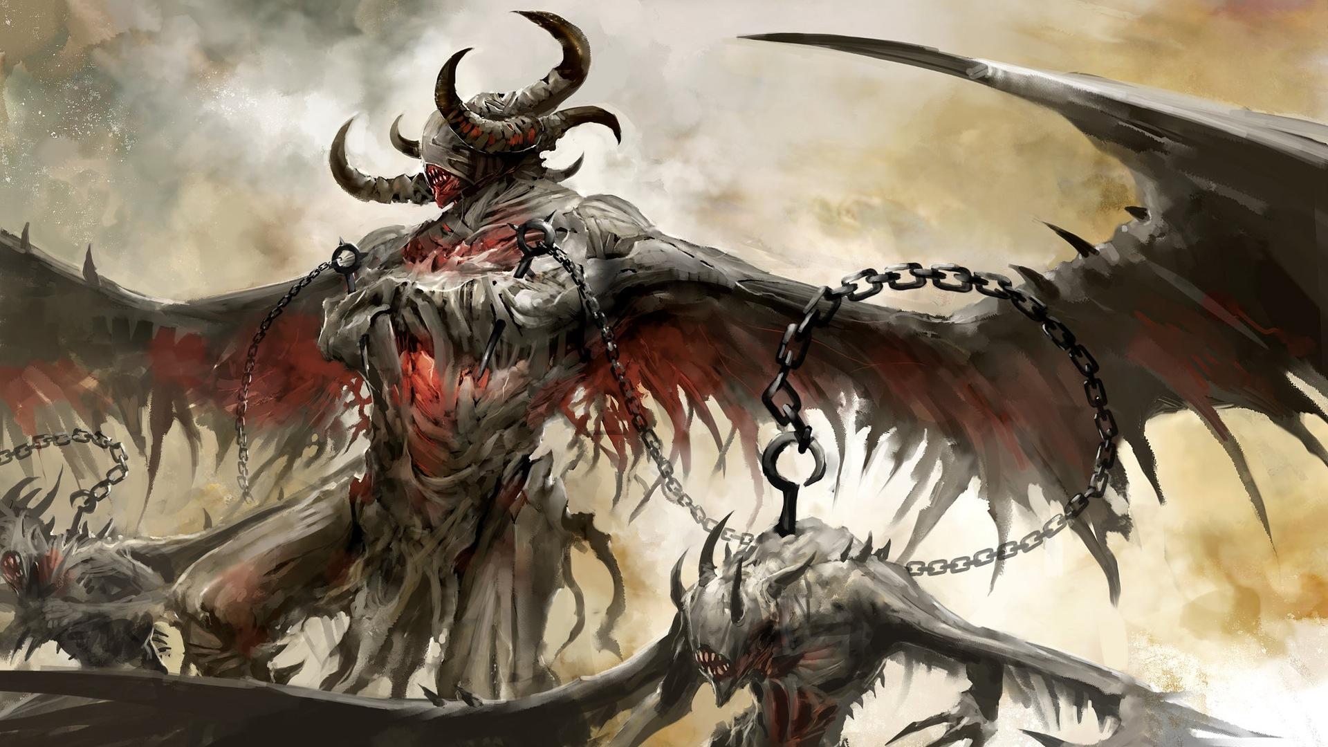 Výsledek obrázku pro démon