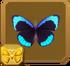 Midnight Blue Butterfly§Headericon