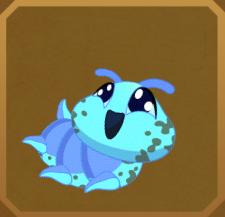 Holly Blue§Caterpillar