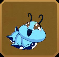Blue Morpho§Caterpillar