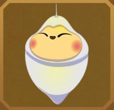 Small Cabbage White§Chrysalis
