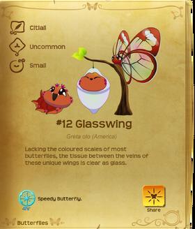 Glasswing§Flutterpedia