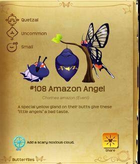 Amazon Angel§Flutterpedia