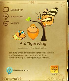Tigerwing§Flutterpedia
