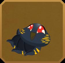 Black Jezebel§Caterpillar