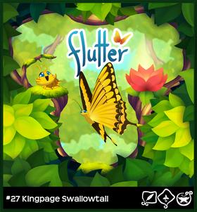 Kingpage Swallowtail§Loading Screen