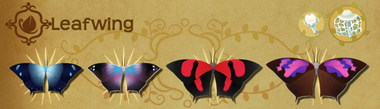 Leafwing Set§Flutterpedia