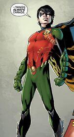 Dick Grayson Robin Prime Earth 001