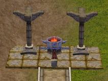 Dreadpet Dungeons (Moot Arvan Entrance or Gatekeeper)