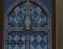 Secret Blue Meteonyker Room Door (Inside Look)