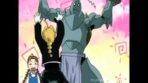 Funniest Fullmetal Alchemist Moments