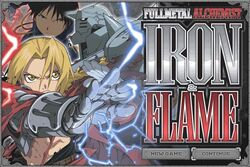Iron and Flame Flash