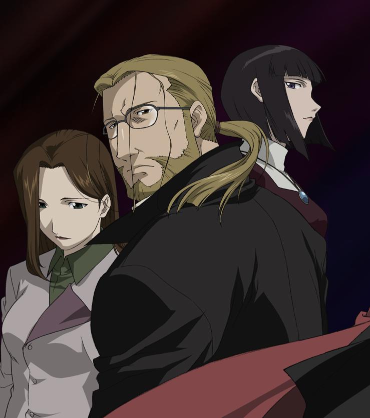 Van Hohenheim/2003 Anime | Full Metal Alchemist | FANDOM ...
