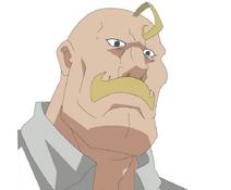 Alex Mustache Plus
