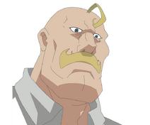 Alex Mustache Plus II
