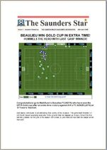 The Saunders Star