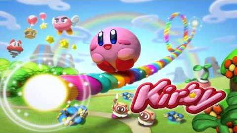 Fight Against Dark Crafter Final Boss - Kirby & The Rainbow Curse - Music Super Extended