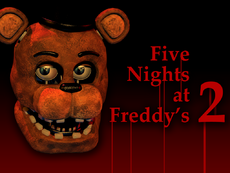 Five Nights at Freddy's 2 game cover