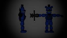 Blu The Bear Full Body