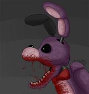 Bonnie bunny by assechan-d83cx5e